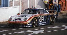 1987 Porsche 961  Porsche (3.989 cc.) (T)  René Metge  Claude Haldi  Kees Nierop