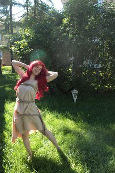 Ariel Sail Dress Cosplay