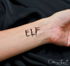 CHIxyLove: Make Up And Hair (MUAH) - E.L.F. Cream Eyeliner