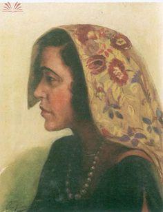 Oscar Pereira da Silva - Figura feminina #2