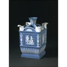 vase 1786 jasper ware neale & co of hanlet