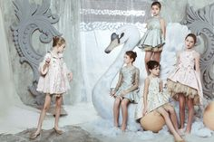Mischka Aoki - Luxury brand for children - Fall Winter 2015