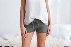 Aerie Cable Sweater Short  by Aerie for American Eagle Outfitters | Made for loungin' or sweet dreams, and s'cute with your fave knee socks or leg warmers. Add an oversized cardi to really layer on the love.  Shop the Aerie Cable Sweater Short  and check out more at AE.com.