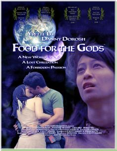 Food for the Gods official poster.