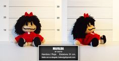 Muñequita Mafalda