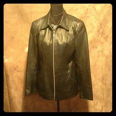 Genuine Leather Jacket Genuine Leather Jacket G-III Jackets & Coats