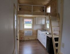 180 Sq. Ft. Tiny House For Sale with Extra 64 Sq. Ft. Loft Photo