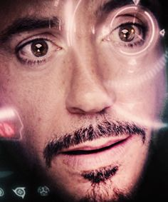 "Robert Downey Jr. as Tony Stark, ""The Avengers"""