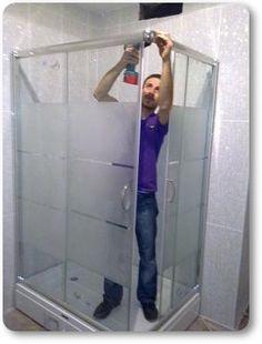 Sürgülü Sistem Duş Kabinleri