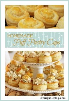 Welcoming Pastry Appetizer