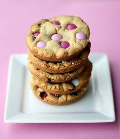 Delicious Double Dark Chocolate Cookies