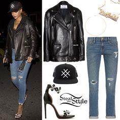 Rihanna arriving at Giorgio Baldi Restaurant in los Angeles. June 5th, 2015 - photo: rihannadiva