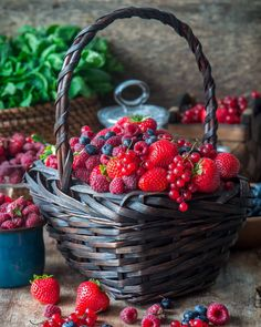Berries🍒🍓💜 Thank you ever so much for your comments under my previous post 🙏❤️❤️ That's just amazing that you come from such different… Fruit And Veg, Fruits And Vegetables, Fresh Fruit, Fruits Photos, Fruit Photography, Beautiful Fruits, Exotic Fruit, Delicious Fruit, Asian Desserts