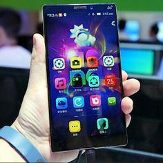 Lenovo K920 4G LTE 6 Zoll Snapdragon 801 Android 4.4 16.0MP Smartphone