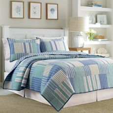Nautica® Belle Isle Quilt - Bed Bath & Beyond