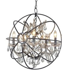 Found it at Wayfair.ca - Contessa 5 Light Foyer Chandelier