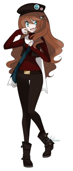 Hi, I'm Kate! Im 15 and let me just say, I LOVE music! I am really good at singing and I can control some snake like Pokemon like a snake charmer. I love Pokemon and I treat them like equals. My favorite types of Pokemon are Fire types, I am a fire type specialist. I'm dating Raith. I am kind, caring, gentle, loving, passionate, and a bit sarcastic at times. Im good friends with Saya and she is kinda like a sister to me.