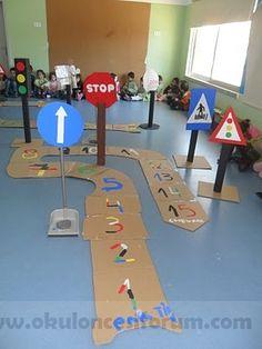 Transportation Activities, Gross Motor Activities, Educational Activities, Learning Activities, Preschool Activities, Preschool Education, Therapy Activities, Kids Crafts, Preschool Crafts