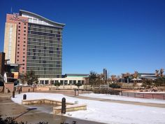 A county official claims he can assert authority over the Wind Creek Casino and Hotel even though it's located on trust land.