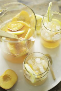 Lemonade is already a summer staple. Why not add a little peach infusion along with some vodka and make the best summer cocktail ever. Peach vodka lemonade is perfect for summer poolside sips. Vodka Lemonade, Peach Lemonade, Peach Vodka, Peach Syrup, White Wine Spritzer, Best Summer Cocktails, Little Peach, Just Peachy, Recipes