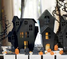 Scary Halloween Home Decor Products & Ideas