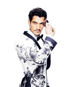 HD - David Gandy for GQ Style Russia Spring/Summer 2009  Photographer: Robert Jaso