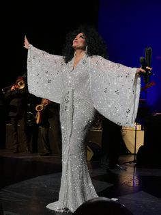 Diana Ross in concert. New York. April 24th 2017.