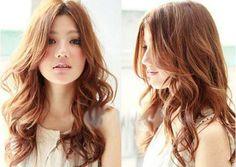 cabelos liso ondulado