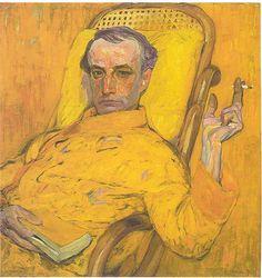 Frantisek Kupka, Zelfportret, 1907