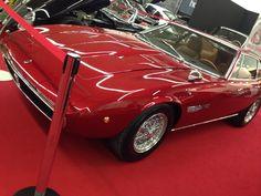 Maserati ghibli at Essen classica was sooooperb