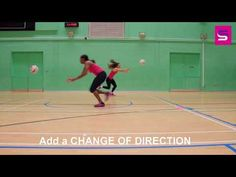 Todays Solo Session features special guest Saracens Mavericks player Beth Ecuyer-Dale, we look at some more speed and change of direction drills where you ca. Basketball Drills, Basketball Court, Netball Australia, Netball Coach, Roller Derby, Kids Sports, Special Guest, Physical Education, Volleyball