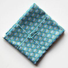 Preeti collection: bounce (blue) fat quarter