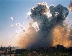 Vuurwerkramp Enschede op 13 mei 2000