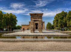 Place: Templo de Debod, #Madrid / Comunidad de Madrid, #Spain. Photo by: Kev Pearson (500px.com)