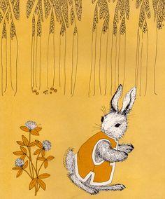 Rosachok by Boris Zakhoder, illustrations by Yaroslava Mills (1970).