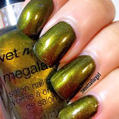 I Moss Have It---Wet N Wild Here's To The Wild Ones collection