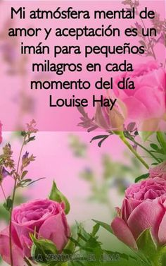 Louise Hay.