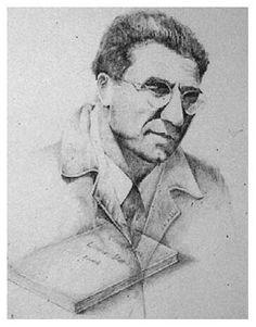 Cesare Pavese - Ritratto