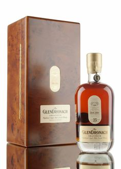 GlenDronach's starting 2016 off with a bang! This little beauty has been specially selected by Billy Walker and is the 7th release in the GlenDronach Grandeur series. This latest limited edition, single malt Scotch whisky has been aged for over 25 years in Oloroso sherry casks before being bottled at 50.6% vol.