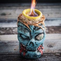Discover 219 hidden attractions, cool sights, and unusual things to do in Los Angeles, California from Underground Tunnels of Los Angeles to The Silent Movie Theater. Tiki Art, Tiki Tiki, Long Island Tea, Zombie Cocktail, Tropical Mugs, Cocktail Recipes, Cocktails, Tiki Decor, Tiki Lounge