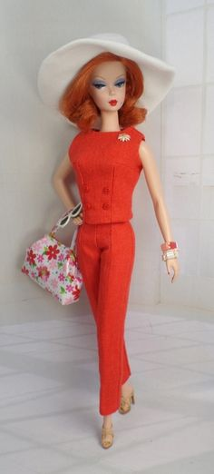 Weekend Together for Silkstone Barbie and Victoria Roux on Etsy now