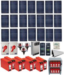 solar power system wiring diagram electrical engineering blog grid tied 6 3kw residential home solar system battery backup homesolarsystem