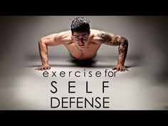 Top Exercises to Improve Self Defense - Part 1 - YouTube