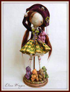 Elena Kogan  -  Joséphine Art Doll