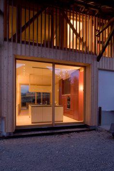 projekt3 architektur gmbh: Scheunenausbau Gfeller 10 b