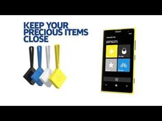 Nokia Treasure Tag - Keep your precious items close Device needs BT 4.0 Bluetooth Low Energy and Treasure Tag application. Works with phones with #Windows Phone 8 with Black Software release, #Android 4.4 and #iOS 6.0.