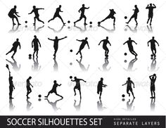 Soccer Set - Sports/Activity Conceptual