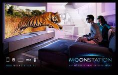 MOONSTATION advertising key visual