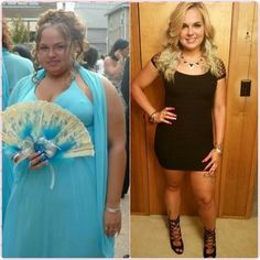 Meet @ms_tiffy_baby: I'm Tiffany. I struggled with my weight my entire life. I've always been up