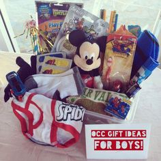 Pls re-pin! 27+ gift ideas for boys for Operation Christmas Child or ANY occasion! Great ideas & OCC info I didn't know!
